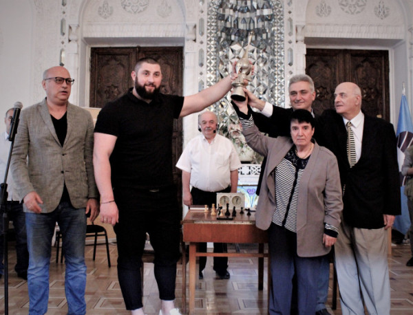 """""""The First Cup of the Democratic Republic"""", the Nona Cup and Lasha Talakhadze"""