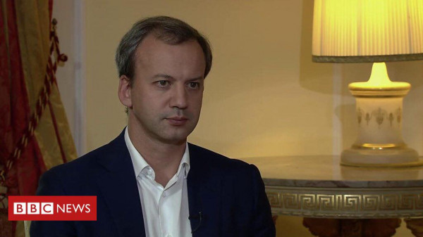 The BBC journalist Stephen Sackur's interview with the FIDE Presidential Candidate Arkady Dvorkovich